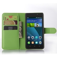 Newest latest leather flip case for huawei ascend y635