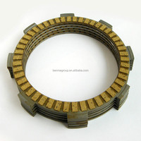 Most Popular Model CG125 clutch disc for motorcycle