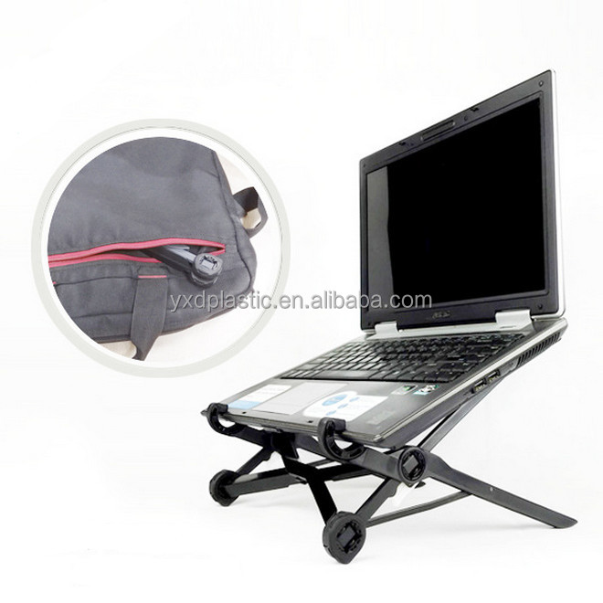 Wholesale Computer Accessories Foldable Computer Stand Adjustable Laptop Stand