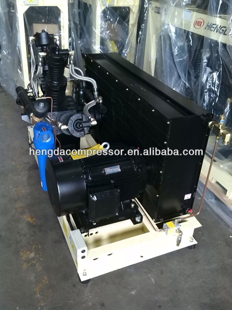 Used High Pressure Mini Air Compressor for Sale Booster 350CFM 580PSI 40HP