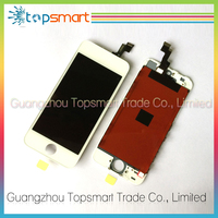 Replace the cracked LCD digitizer screen replacement for iphone5s