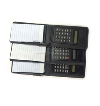 High Quality Pocket Notebook Calculator With Pen Office Calculator