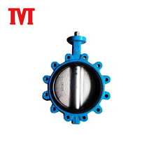 engine marine bronze c95800 electronic cast steel epdm lined butterfly valve