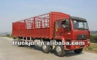 6x2 Box Stake/Cargo Truck With High Quality