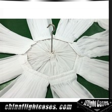 wedding ceiling drape/ceiling drape fabric