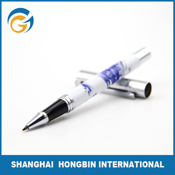 Hot Selling Peomotional Metal Roller Pen for Students