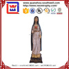 2016 Chinese supply Christian Craft-colourful virgin mary statues