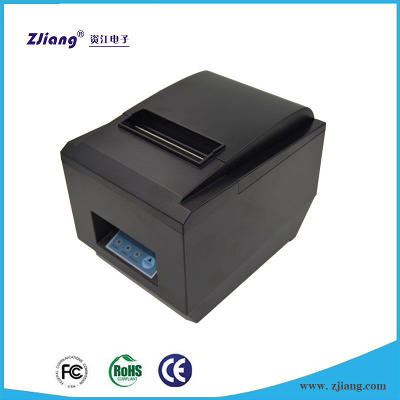 3inch Audible and visual alarm supported thermal Bill receipt printer