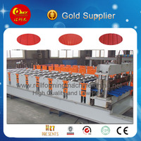 automatic corrugated sheet pasting machine from China