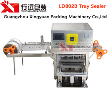 Big Food Frozen Tray/Container Sealing Machine Top Quality LD802B