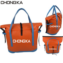 Big capacity 20L waterproof PVC handbag duffel tote bag