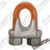 Large Holding Capacity for Coaxial or Double Grips Steel Wire Cable Clamps Catalog with Hardware Sizes and Clamp Chart