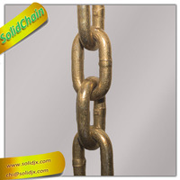 Hot selling high quality black lifting chain with CE certificate