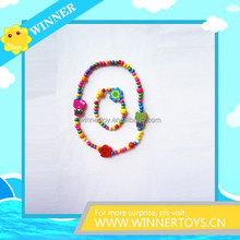 Rainbow color cute bracelet jewelry