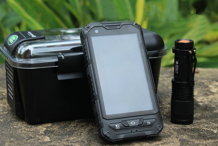 IP68 4inch waterproof phone dual core 512M+4G GPS Optional 3G 850/1900MHz landrover a8 MTK6572 best rugged cell phone 2013