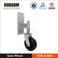 Chain Link Fence / Gate/ Wheel / Swing / Spring Loaded /8 Inch