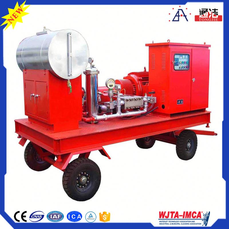 2480bar Aluminum Industry Ultra High Pressure Washer