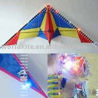 Led light kite