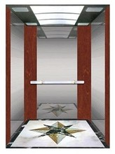 Promotional residential passenger elevator lift with high tech