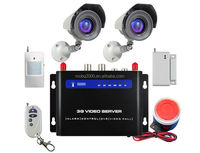 High Quality Wireless 3G Security Camera Systems