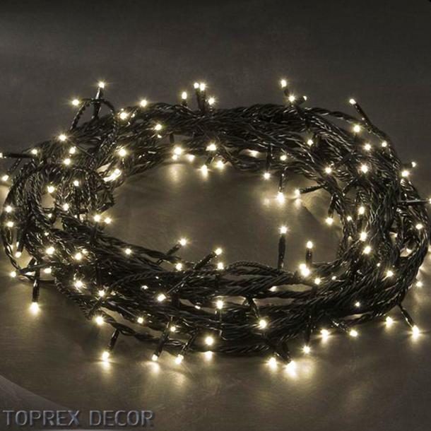 Outdoor Christmas Decoration Led Cluster String Lights Buy Outdoor String Light Led Decoration Light Christmas Cluster Lights Product On Alibaba Com