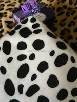 wholesale animal print faux fur / animal print fabric / animial print feathers