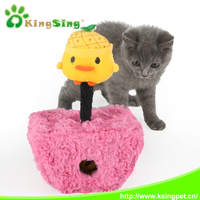 Extra Strong Watermelon Poult Tumbler Kitty Scratching Post, Cats' Good Friend