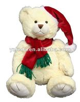 2012 Hot Christmas Plush Bear
