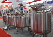 100L Mini Raw Material Stainless Steel Home Beer Brewing Set