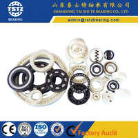 chinese factory Alibaba Best Selling 37 x 25 x 6 full ceramic bearing