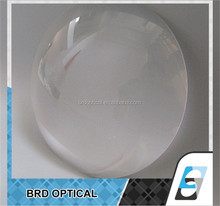 Glass optical led magnifier lens, plano convex lens 45mm biconvex lens