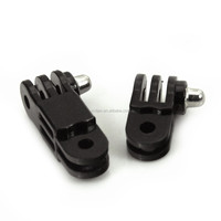 China Supplier Wholesale Multipurpose 3-way Arms Adjustable Universal Link for Gopro 4 3+ 3 2 1