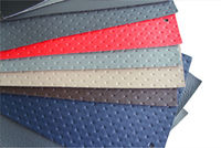PVC Artificial Leather with assorted color and design