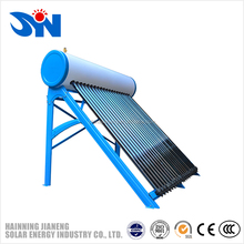 2017 High Efficiency Solar Water Heater Calentadores de agua solares for Europe Mexico Africa Market