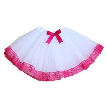 Thailland Wholesale Clothing Girls Mini Skirt Tutu Dress For online Shop