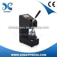 Digital Manual Ceramic Plate Heat Exchanger Tshirt Maker Screen printing Machine