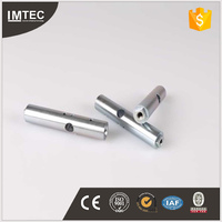 Made in china High quality solid low price bpw axle