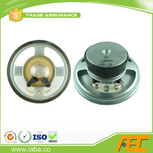 free sample 57mm speaker part 2 inch 8 ohm 1.5watt waterproof speaker