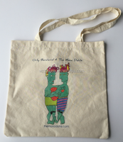 high quality canvas cotton bag