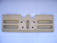 PH335 track shoe of excavator undercarriage