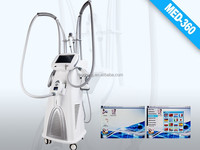 Super vacuum rf suction cellulite reduction beauty machine