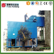 Supply Impulse Filter Smoke Dust Collector Air Filtration System