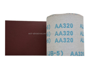 Jumbo JB-5 Sanding Cloth Roll/Aluminum Oxide Abrasive Sand Cloth Roll
