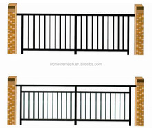 power coated balcony metal fence