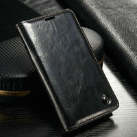 High quality pu leather mobile phone accessoires for samsung galaxy s5 mini cover
