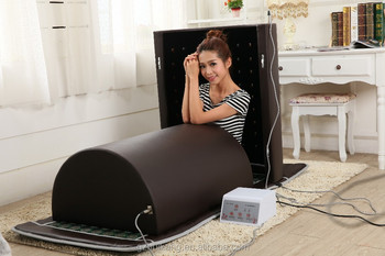 lay down portable sauna infrared carbon fiber heating panels infrared carbon fiber heating dome