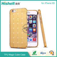 China hot sale 3D mobile phone cover for iphone 6 cellphone accessories
