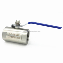 Q11F-16P DN32 Products 2017 Hot Seller Lighter Refill Flange Type High And Low Pressure Food Grade Valve