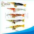 In stock free sample soft shrimp lure