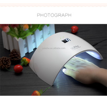 Hot Sale 24w Uv Lamp Uv Curing Lamp Uv Nail Lamp With LCD Display